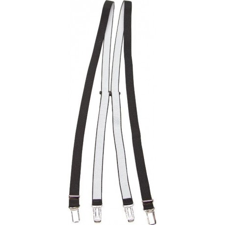 Zwarte bretels