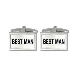Dalaco manchetknopen - Best man