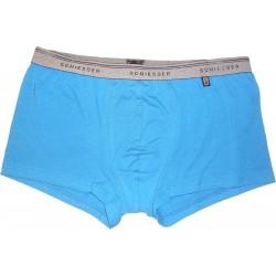 Blauw Schiesser 95/5 boxershort