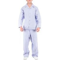 Ambassador washandjes pyjama - Gestreepte