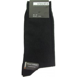 Black Claudio socks