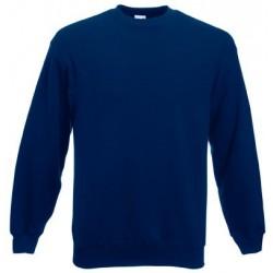Marine blauw heren sweatshirt