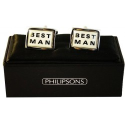 Philipsons manchetknopen - Best man