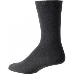 donkergrijze sokken voor mannen