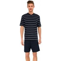 korte pyjama's voor mannen
