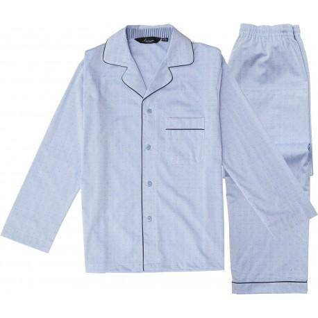 Bourgondië heren pyjama