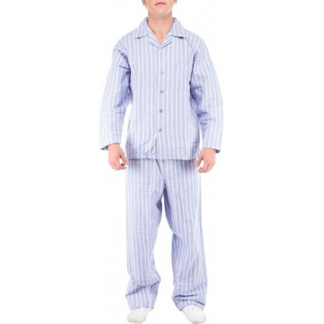 Ambassador flanellen pyjama